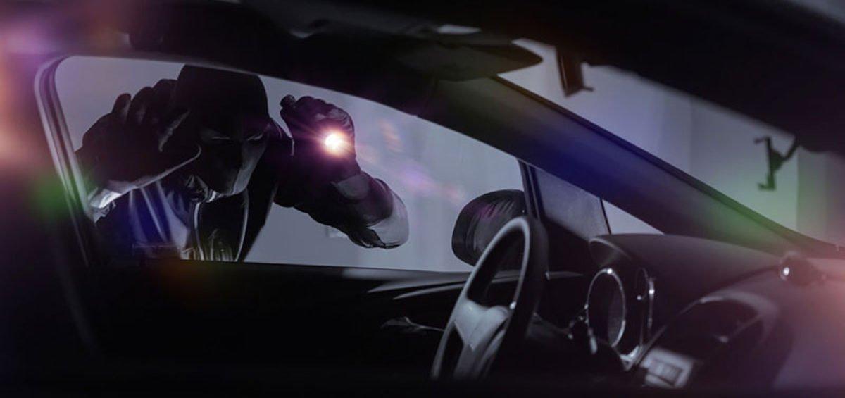 a car robber
